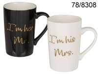 I'm his/her Mrs/Mr Mug