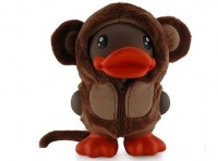 B-duck Monkey Money Box