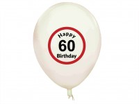 Happy Birthday Balloons - 60