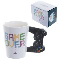 Game Over Gamer Mug