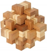Bamboo Puzzle Cristal