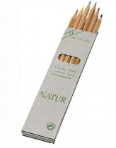 Eco-Friendly Wooden Coloured Pencils