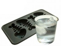 Fish Bone Ice Cube Mould