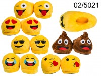 Emoticon Slippers - sizes 37-41