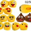 Emoticon Slippers - sizes 31-36