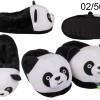Panda Slippers - sizes 37-42