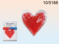 Heart-shaped Heating/Cooling Gel Bead Pack