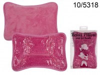 Hot/Cold Relax Pillow with Gel Beads