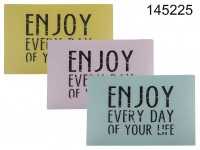 ENJOY EVERY DAY OF YOUR LIFE Placemat