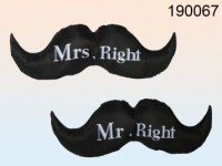 Mr.&Mrs. Right Cushion