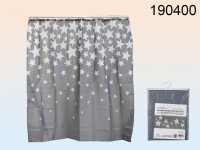Winter-themed Shower Curtain
