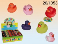 Colour Changing Rubber Duck
