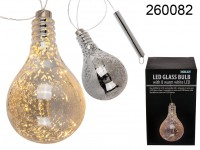 LED Glass Bulb