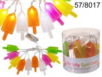 Ice Lolly LED Garland