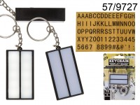 LED Display Board Keychain