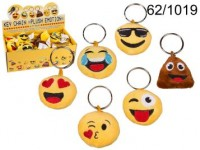 Emoticon Keychain with Sound Effect