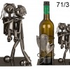 Wine Bottle Holder - Love Couple III