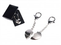Broken Heart - Double Keychain