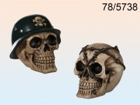 Army Skull Money Box