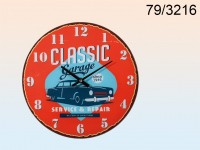 Classic Garage Wall Clock