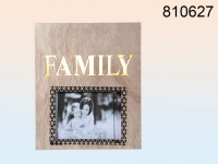 Family Picture Frame with LEDs