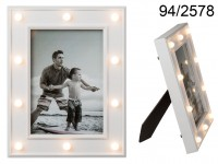 13 x 18 Glamour Picture Frame with LEDs
