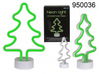 Neon Light - Christmas Tree