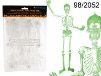 Glow-in-the-Dark Skeleton for Hanging