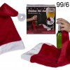 Santa Claus Hat with Bottle Opener