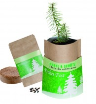 Nature Bag Christmas Tree 1000 items