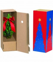 Slipcase for Small Christmas Trees