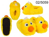 Cosy Slipper, Duck, 100% polyester, size: 37 - 42 ...