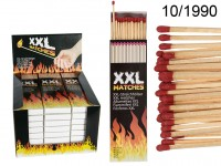 XXL-Matches, ca. 20 cm, 40 pcs. box, 24 boxes per ...