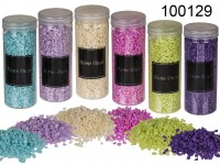 Deco sand, coarse grained, 6 colours ass., ca. ...