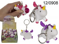 Metal key chain, Squeeze Unicorn II, Pop Fart, ...