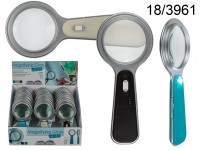 Magnifying Glass with LED (incl. batteries) ca. ...