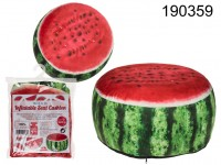 Inflatable Seat Cushion, water melon, ca. 45 x20 ...