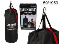Laundry bag, Boxing Star,  for hanging, ca. 80 x ...