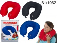 Neck Massager, ca. 31 x 30 cm, 100% polyester, 3 ...