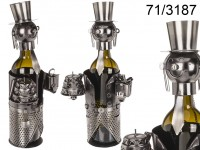 Metal bottle holder, Birthday Congratulant II, ...