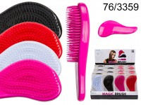 Magic Brush, Curved, ca. 14 cm, 4 colours ass., ...