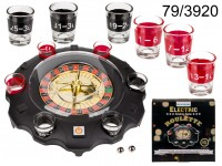 Electronic Drinking Game, Roulette with 6 ...
