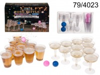 Drinking game, Pong Battle, Beer vs. Prosecco, ...