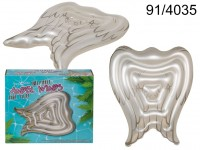 Angel Wings Pool Float, approx. 165 x 135 x 23 ...
