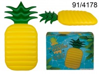 Air mattress, Pineapple, ca. 165 x 80 cm, 396/PAL