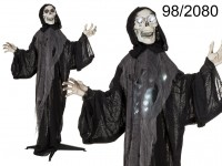 Halloween figure, Standing Reaper, with light & ...