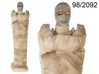 Halloween figure, Mummy, with light, sound & ...
