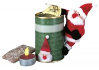 Santa in a Tin 250 items